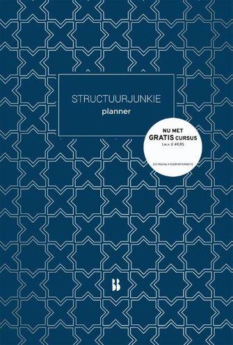 Structuurjunkie / Blauwe agenda
