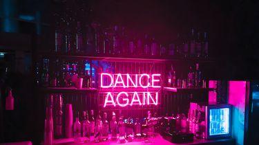 bar in een club