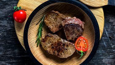 biefstuk bakken in airfryer steak