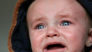 stoppen met huilen