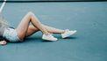 Spataderen voorkomen / Blote benen vrouw