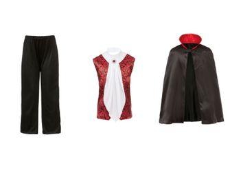 outfit voor kids voor halloween