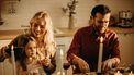 relatie na kinderen aan tafel