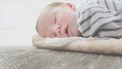 Baby die doorslaapt