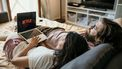 Stel dat samen erotische films op Netflix kijkt