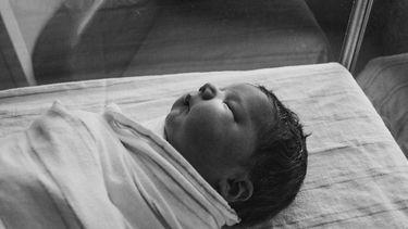 Baby net bevallen