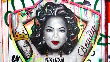 foto van oprah vol zelfliefde