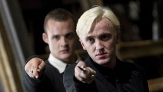 Harry Potter Draco ontdekking films