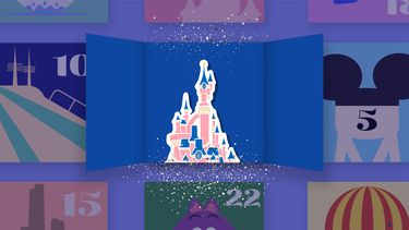 Disneyland Paris adventskalender