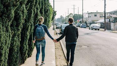 wandelen goed voor je relatie
