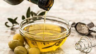 Olijfolie / Olie in bakje