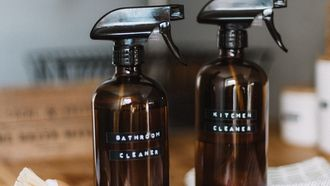 schoonmaken azijn