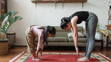flexibeler worden met stretches