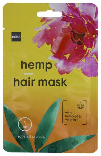 Hemp Hair Mask van HEMA