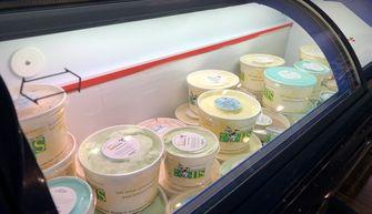 Huisgemaakt ijs van de Drentse Koe