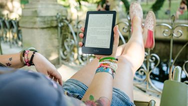 e-reader op vakantie