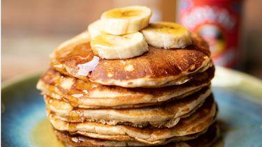 peanut butter pancakes recept voor kinderen