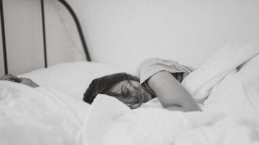 Te lang slapen