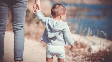 kind leren lopen loopschema
