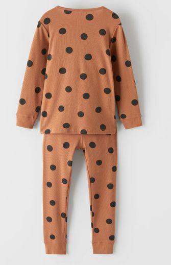 warme pyjama