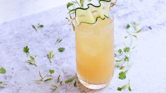 whipped lemonade recept