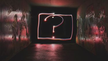 Een groot vraagteken wanneer je kinderen lastige vragen stellen