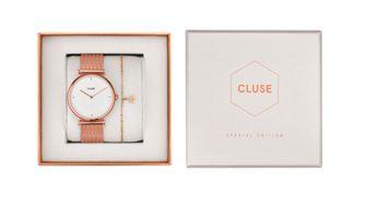 Cluse horloge cadeauset voor Valentijnsdag te koop bij Siebels