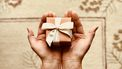 Moederdag cadeau kindertekening sieraad