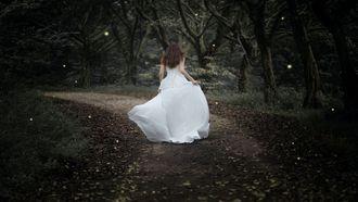 Een bruid rent weg van haar bruiloft: bindingsangst is niet alleen een mannending