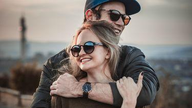 gelukkige relatie