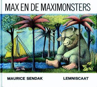 Voorleesboek / Max en de Maximonsters