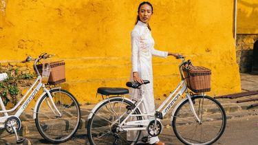 fietsen met elektrische fiets e-bike telt als workout