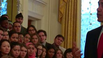 obama geeft advies over opvoeden