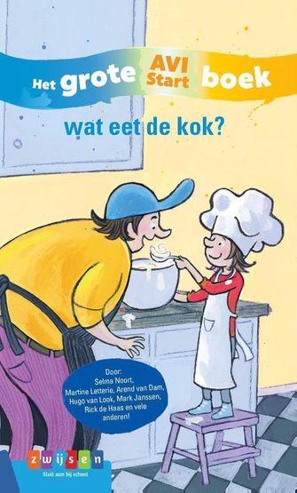 wat eet de kok