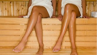 waarom sauna