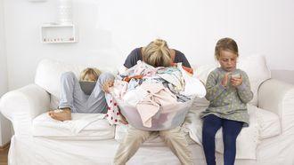 vermoeide-moeders