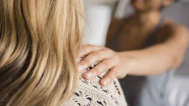 huidhonger gebrek aan aanraking