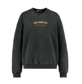 Grijze crew neck sweater van America Today