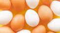 eieren over de datum