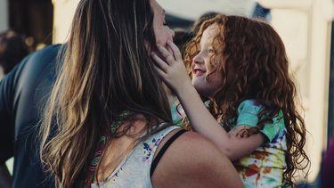 hoogsensitieve ouder en dochter