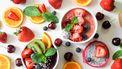 te veel fruit eten