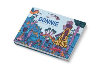 Het boek Donnie