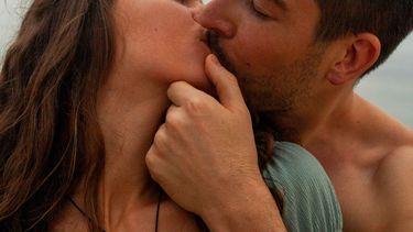 zoenen tijdens seks