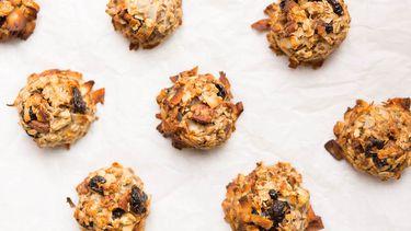 havermout gezonde koekjes