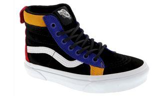 Funky Vans high top sneakers