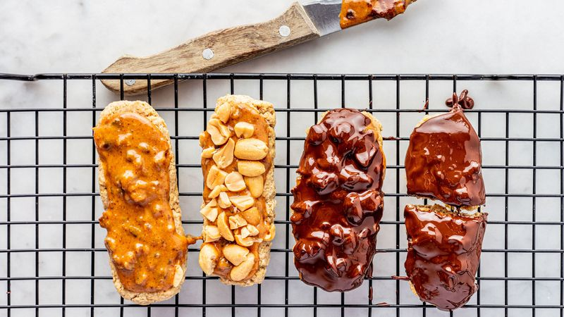 gezonde snickers