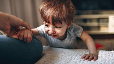 kind moet huilen
