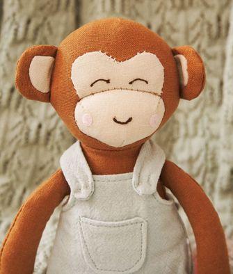 knuffel aapje