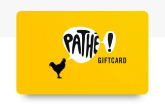 Pathé thuis giftcard