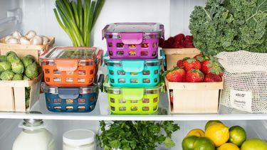 eten bewaren in de koelkast